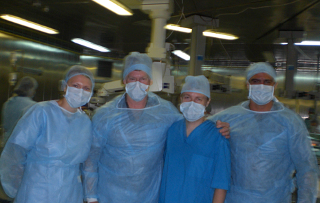 Our team at Eye Microsurgery institute